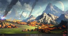 Details zur Himmlischen Festung in Skyforge