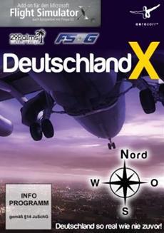 Deutschland X Nord für Flight Simulator X und Prepar3D