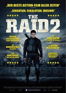 Die coolsten Undercover-Cops der Filmgeschichte - THE RAID 2