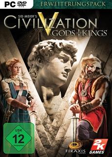 Die Erweiterung Sid Meier's Civilization® V: Gods & Kings von 2K Games ist ab sofort erhältlich