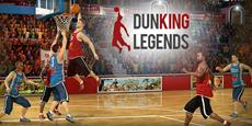 Die Legenden werden noch mehr - Dunking Legends in Arbeit!