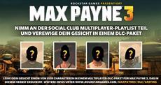 Die letzte Chance - verewige dein Gesicht im Multiplayer von Max Payne 3