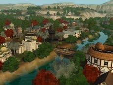 Die Sims 3 Dragon Valley entführt Spieler in ein sagenhaftes Reich mit besonderen Bewohnern