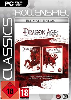 Dragon Age: Origins - Ultimate Edition erklimmt den Classic-Thron