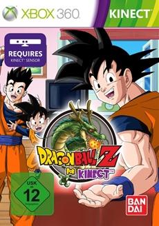 Dragon Ball Z für Kinect ab sofort erhältlich