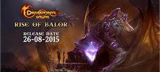 Drakensang Online - Rise of Balor: Release-Termin und Trailer