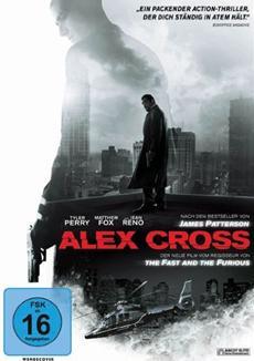 Gewinnspiel: Alex Cross