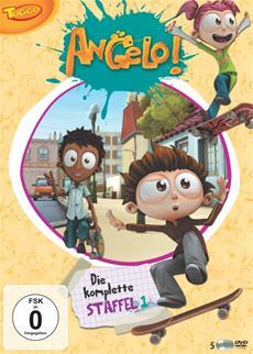 DVD-VÖ | Angelo! - Die komplette Staffel 1