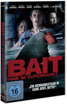 BD/DVD-VÖ | BAIT - HAIE IM SUPERMAKRT