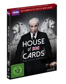 DVD/BD-VÖ | House of Cards - die komplette dritte Mini-Serie