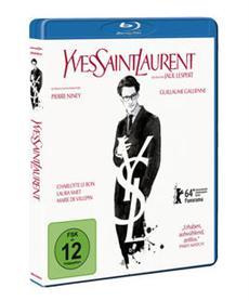 DVD/BD-VÖ | SquareOne Entertainment und Universum Film präsentieren YVES SAINT LAURENT auf DVD und Blu-ray mit ausführlichem Interview- und Bonusmaterial.