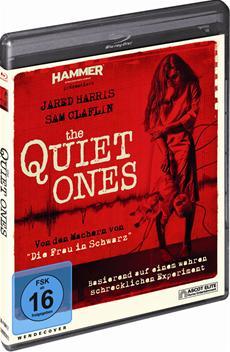 DVD/BD - VÖ | THE QUIET ONES - Veröffentlichung am 26. August