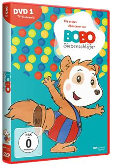 DVD-VÖ | Bobo Siebenschläfer
