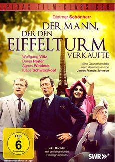 """DVD-VÖ der Krimikomödie """"Der Mann, der den Eiffelturm verkaufte"""" am 04.10.2013"""