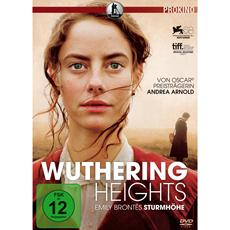 DVD-VÖ   Wuthering Heights - Emily Brontës Sturmhöhe