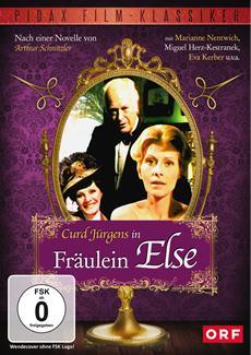 """DVD-VÖ des Film-Klassikers """"Fräulein Else am 11.10.2013 auf DVElse"""" am 11.10.2013 auf DVD"""