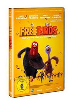 DVD/BD-VÖ | Zwei neue Clips zu FREE BIRDS - ESST UNS AN EINEM ANDEREN TAG