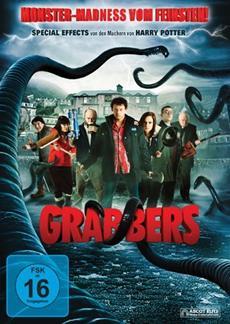 Trailer | 3 Teaser-Clips zu Grabbers