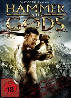 Dunkle Zeiten rufen nach finsteren Taten: Hammer of the Gods (auf DVD/BD)