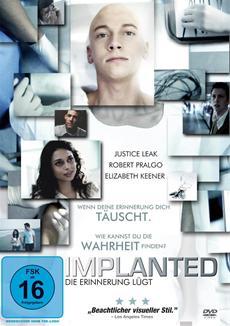 BD/DVD-VÖ | IMPLANTED - Die Erinnerung lügt