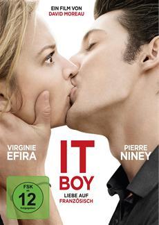 BD/DVD-VÖ | It Boy - Liebe auf Französisch
