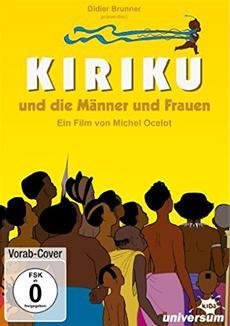 DVD-VÖ | KIRIKU UND DIE MÄNNER UND FRAUEN