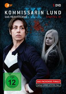 DVD-VÖ   Kommissarin Lund – Das Verbrechen, Staffel III