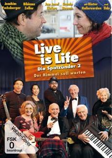 DVD-VÖ | LIVE IS LIFE - DIE SPÄTZÜNDER 2