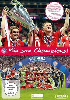 Warner Bros. präsentiert den UEFA Champions League-Sieger 2013 auf Blu-ray und DVD sowie in ausgewählten Kinos