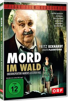 DVD-VÖ   Mord im Wald - Oberinspektor Mareks letzter Fall
