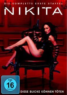 BD/DVD-VÖ   NIKITA - STAFFEL 1