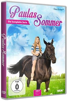 Gewinnspiel | Paulas Sommer - Die komplette Serie (2 Discs)