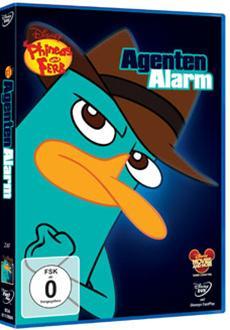 DVD-VÖ | Phineas und Ferb Agenten Alarm ab 13. Juni auf DVD