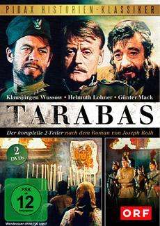"""DVD-VÖ des 2-Teilers """"Tarabas"""" nach dem Bestseller von Joseph Roth am 27.12.2013"""