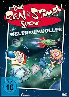 DVD-VÖ | Die Ren & Stimpy Show - Volume 1 - Weltraumkoller