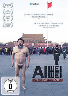 DVD-VÖ (30.01.15): AI WEIWEI - THE FAKE CASE