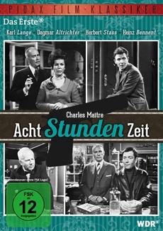 DVD-VÖ | Acht Stunden Zeit