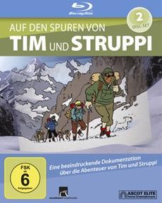 DVD-VÖ | AUF DEN SPUREN VON TIM UND STRUPPI