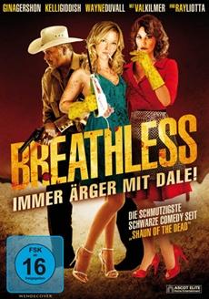DVD-VÖ   BREATHLESS auf DVD und Blu-ray