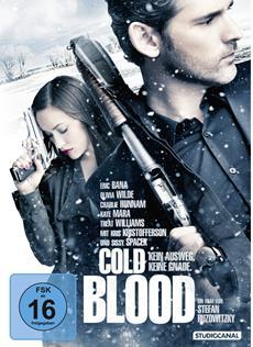 DVD-VÖ   COLD BLOOD – KEIN AUSWEG, KEINE GNADE ab 02. Mai