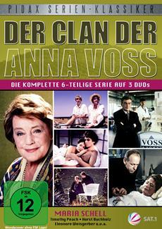 DVD-VÖ | Der Clan der Anna Voss