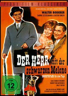 DVD-VÖ | Der Herr mit der schwarzen Melone
