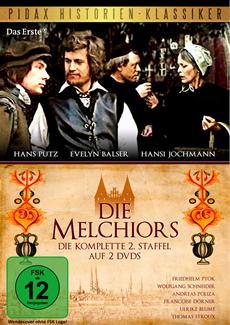 DVD-VÖ | Die Melchiors, Staffel 2