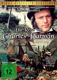 DVD-VÖ | Die Reise von Charles Darwin