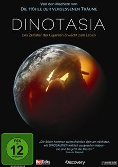 DVD-VÖ   DINOTASIA auf DVD und Blu-ray Disc