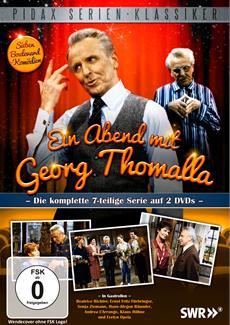DVD-VÖ | Ein Abend mit Georg Thomalla