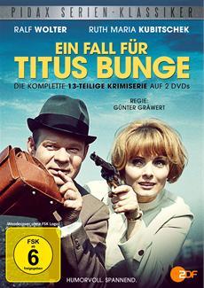 DVD-VÖ | Ein Fall für Titus Bunge