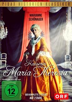 DVD-VÖ | Kaiserin Maria Theresia