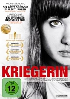 DVD-VÖ   KRIEGERIN