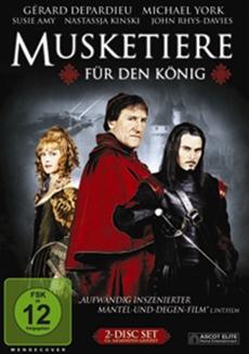 DVD-VÖ | MUSKETIERE FÜR DEN KÖNIG